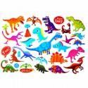 Tatouage enfant dinosaure