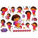 Tatouage enfant Dora