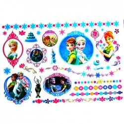 tatouage-enfant-princesse-glace