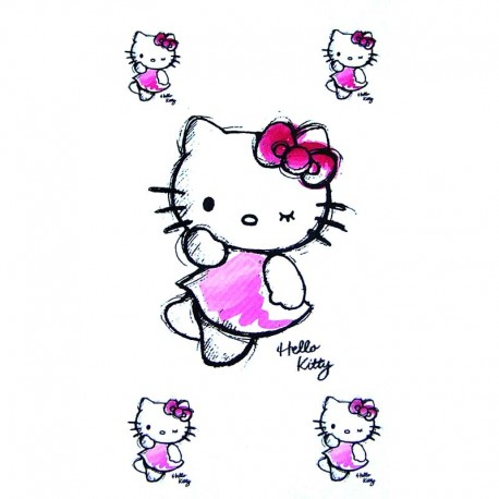 tatouage-enfant-hello-kitty