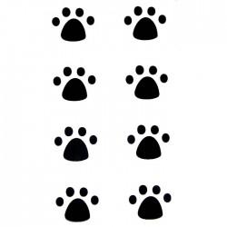 Tatouage-temporaire-patte-chat-et-chien