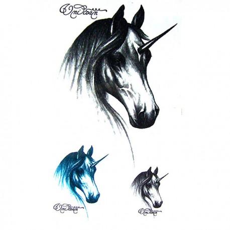 Tatouage-Licorne