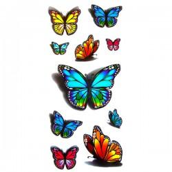 tatouage-papillon-bleu-3d