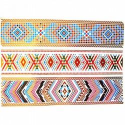 tatouage-bracelet-indien-dore