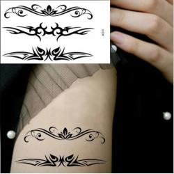 collection tatouage ephemere tribal tatouage temporaire. Black Bedroom Furniture Sets. Home Design Ideas