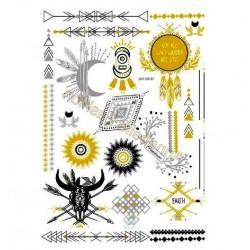tatouage-temporaire-attrape-reves-et-lune