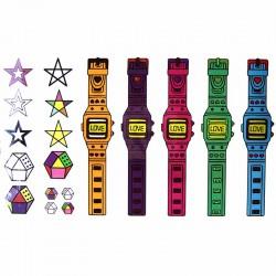 Tatouage-temporaire-montre-bracelet