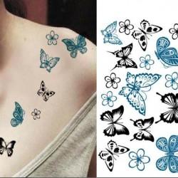 tatouage-temporaire-papillon-bleu