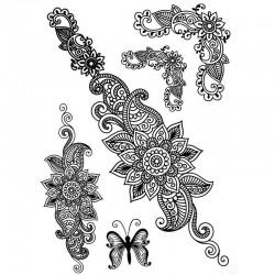 Tatouage-ephemere-dentelle-fleur-henne