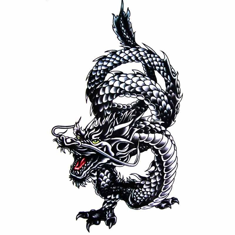 tatouage ephemere dragon faux tatouage dragon tatouage dragon. Black Bedroom Furniture Sets. Home Design Ideas