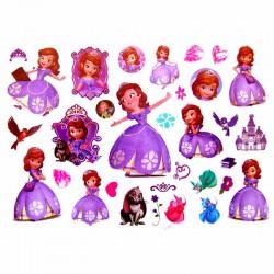 tatouage ephemere enfant princesse