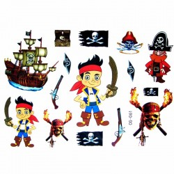 Tatouage-ephemere-enfant-bateau-de-pirate