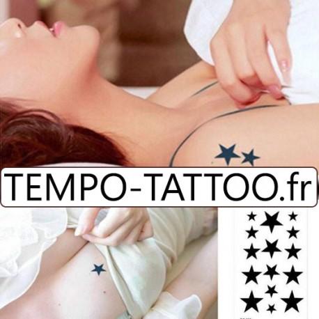 Tatouage-temporaire-etoile-noire