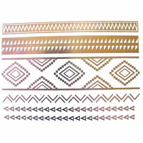 tatouage temporaire et ph m re argent bracelet indien. Black Bedroom Furniture Sets. Home Design Ideas