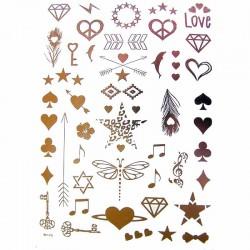 tatouage-temporaire-metallique-argent