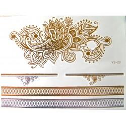 tatouage-ephemere-metallise-fleur-de-henne-et-bracelet