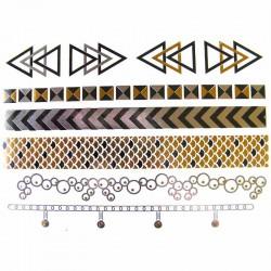 tatouages-ephemeres-dores-graphique-bandes