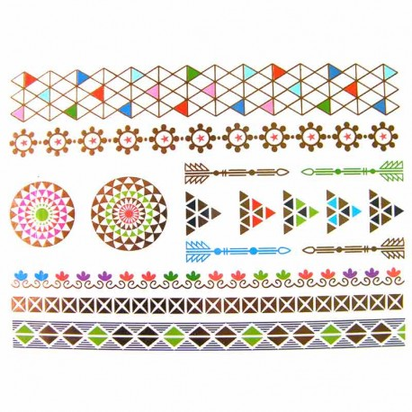 tatouages-bijoux-ephemeres-dores-et-colores-mandala