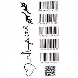 tatouage-ephemere-code-barre