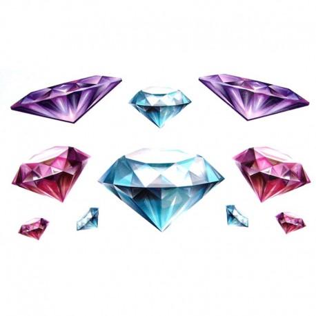 tatouage-temporaire-diamant-3d